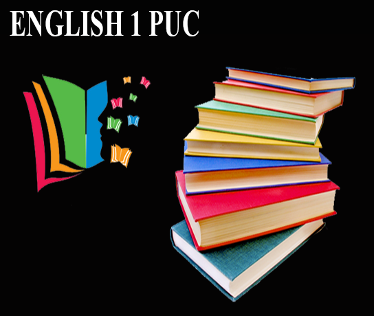 1st-PUC-English Karnataka | e-Learning | Simple Lecture
